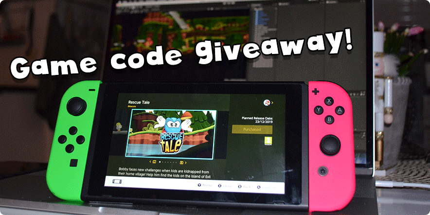 Rescue Tale game code giveaway! - Bitecore