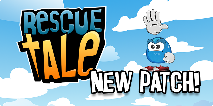 Rescue Tale Patch 1.0.3 released - Bitecore
